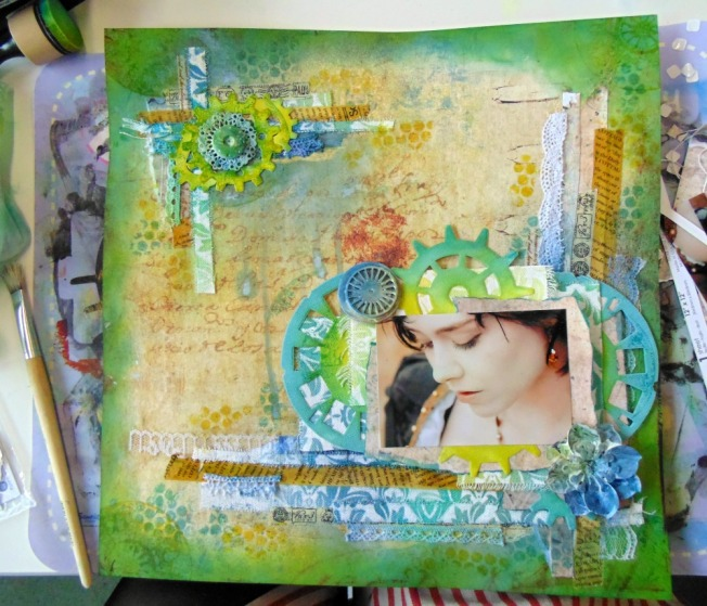 version scrap 2015 paris ellana scrap scrapbooking atelier finnabair colorology finish