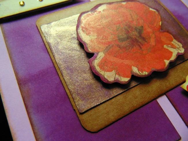ellanascrap ellana scrap carte violet rose challenge trimcraft layout mai