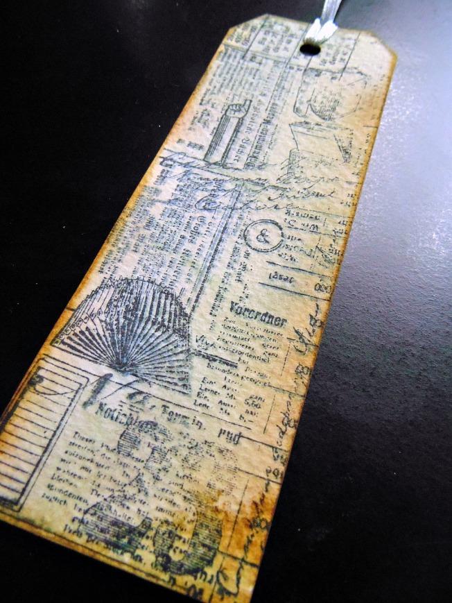 ellana scrap ellanascrap tag marque page steampunk