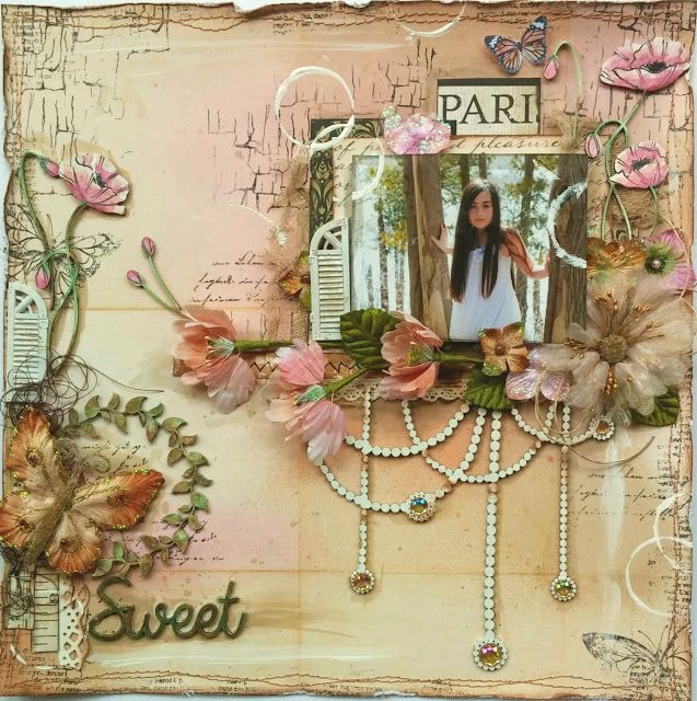 gabrielle pollacco layout page sweet