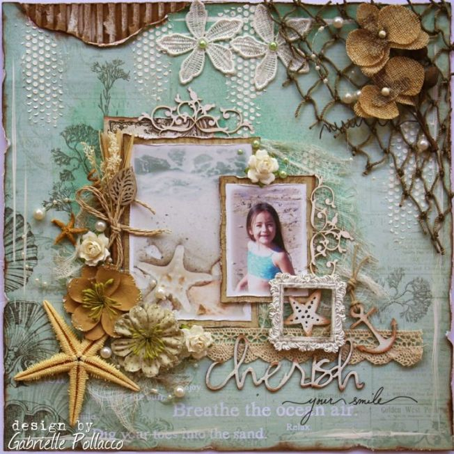 gabrielle pollacco layout page cherish your smile