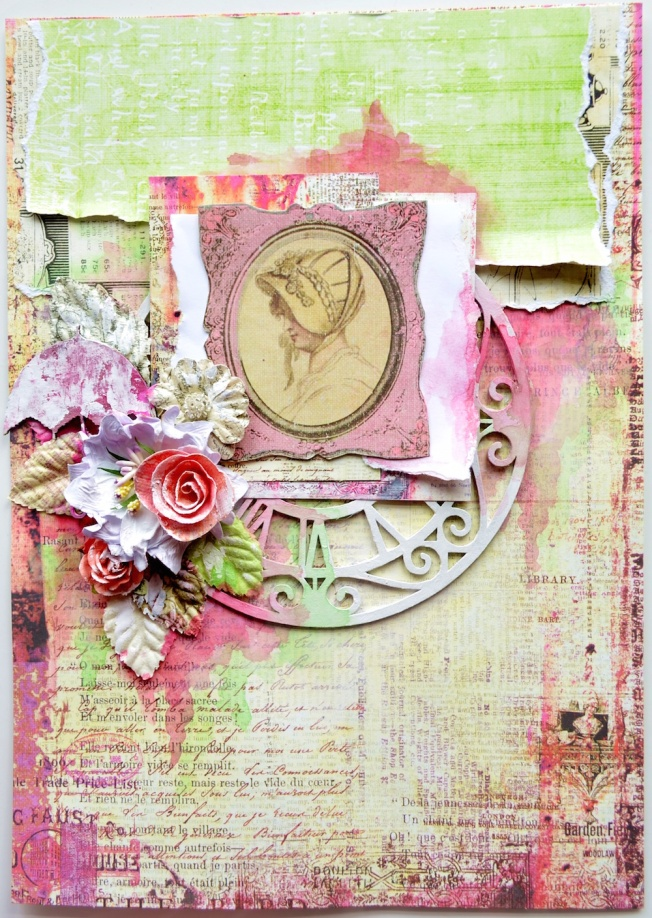 song li design layout women page vert green pink rose