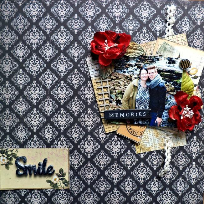 Mariusz Gierszewski layout memories smile
