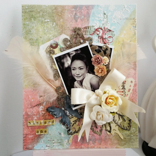 priscilla lim craft delights blessed one