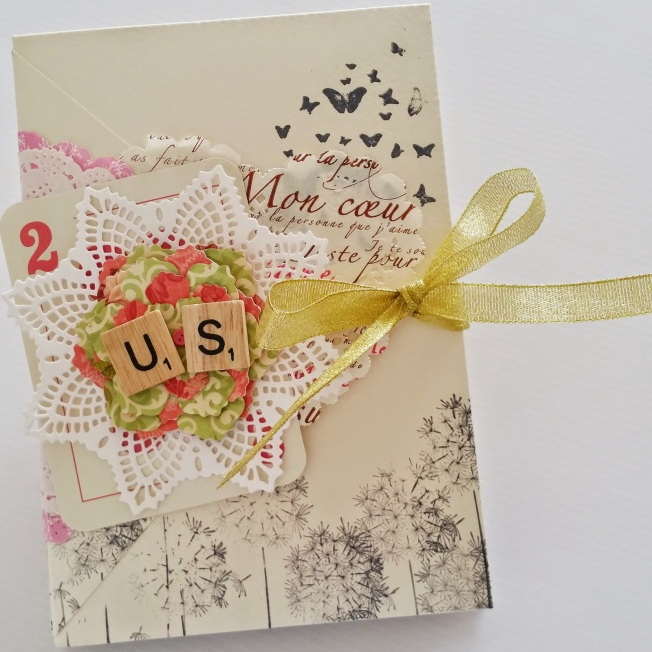priscilla lim craft delights mon coeur mini album