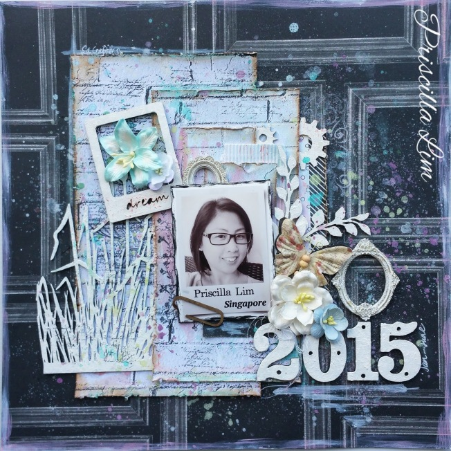 priscilla lim craft delights layout toile 2015
