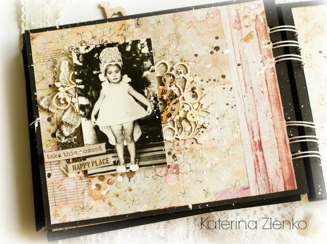 katerina zlenko album story page