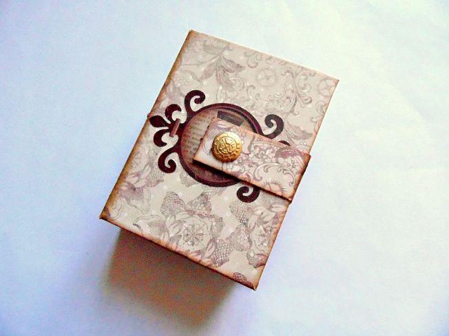 Porte-carte-steampunk-vintage-devant-front-portefeuille-étui